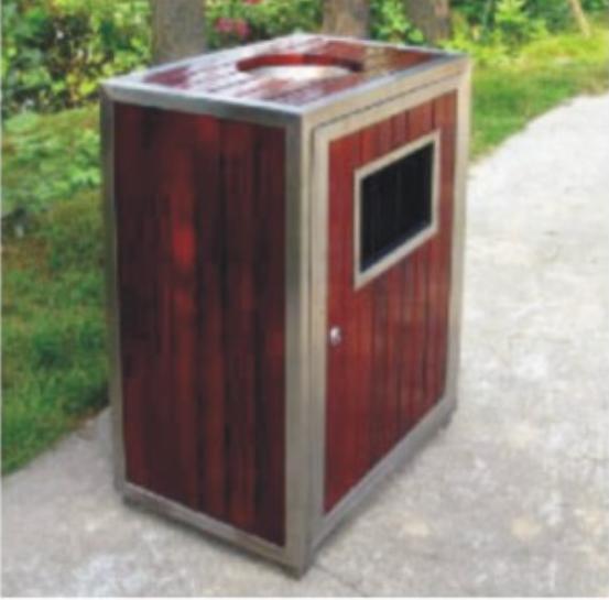 垃圾桶my-021f|玻璃钢垃圾桶|不锈钢垃圾桶