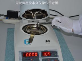 生活污泥水分检测仪
