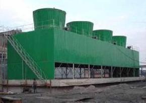 北京逆流式冷却塔