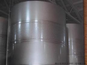100吨红酒发酵罐