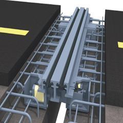 厂家直销桥梁伸缩缝 型号齐全 可加工定制