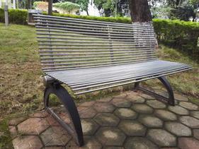 不锈钢公园椅,户外座椅 不锈钢公园座椅