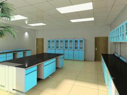 文昌实验台琼山实验室家具净化装修p2 p3实验室装修实验药
