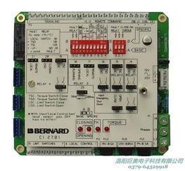 电动执行器逻辑控制板CI2701