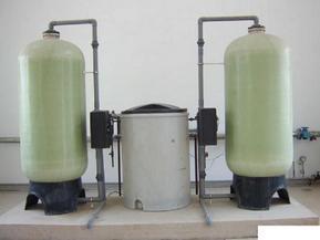 石家庄博谊BeZR-A-3锅炉房全自动软化水设备