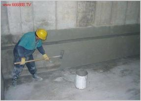 水泥基渗透结晶防水涂料_ 聚合物水泥基防水涂料