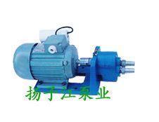 S微型齿轮输油泵