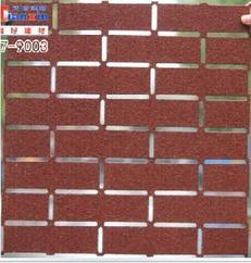 多彩沥青基柔性墙砖