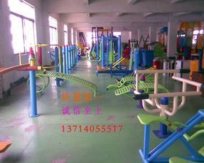 深圳园林配套设施,公园体育器材,户外健身器材,室外健身路径
