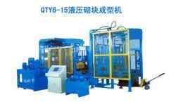 节能液压砖机/全自动砌块成型机20090308