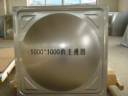 不锈钢拼装水箱北京麒麟公司