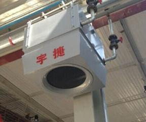 高大空间采暖机组节能型机组