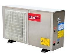 地板采暖热泵热水器