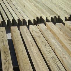 南方松,南方松报价,南方松防腐木,南方松碳化木