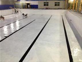 环保型鱼池泳池防水装饰涂料(水池防水环氧漆)