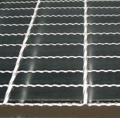 镀锌钢格板|格栅板价格|钢格板重量