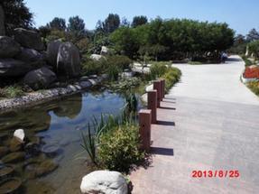 锦州喷泉水系工程施工