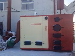 学校数控供暖锅炉 花卉温室数控采暖锅炉 燃煤燃气两用供暖锅炉