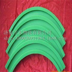 弯道导轨 链板导轨 塑料转弯链板导轨 多列磁性导轨 塑料链板弯道