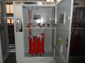 13.8KV柴油发电机中性点接地电阻柜