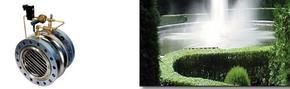 CLA-VAL喷泉控制阀-316L不锈钢材质