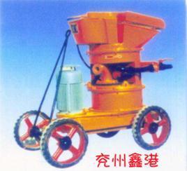 供应HPC-V型潮式混凝土喷射机