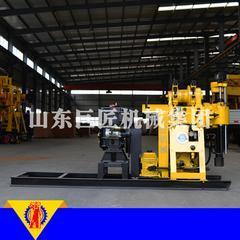 HZ-200Y型轮式钻井机 小型液压水井钻机 小型农用打井机