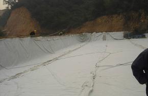 浙江膨润土防水毯,人工湖防渗,膨润土防水毯的特点