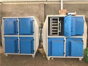 沧州 废气治理 高效 低温等离子油雾废气专业处理 厂家直销