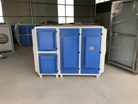 涂料涂装厂废气处理设备,正蓝环保设备厂家批发