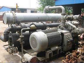 8-125低温盐水机组,氨制冷设备