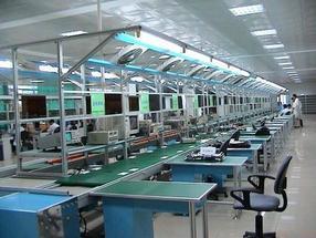 独立工作桌流水线工作台,组装线,插件线