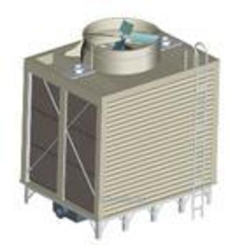 67方形玻璃钢冷却塔_横流式开式冷却塔
