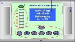 南京PDS-512数字式测量控制装置