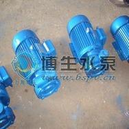 上海博生水泵制造有限公司W型轴联式旋涡泵
