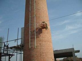 烟筒折梯安装公司