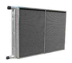 中电华强牌空调冷库两用不锈钢表冷器