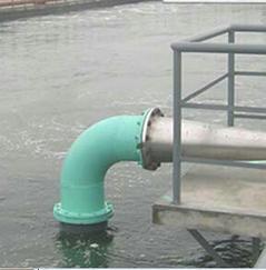 SL型射流曝气器/工业废水曝气处理/生活污水处理