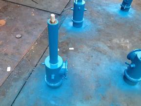 DYTZ1750-300液压推杆