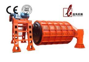 悬辊式水泥制管机 混凝土制管设备 水泥涵管机