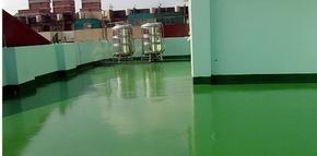 高耐候聚脲屋面防水涂料