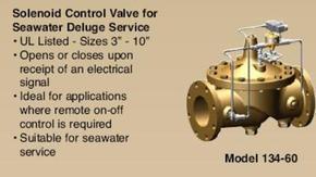 CLA-VAL 雨淋阀(经3C、UL认证阀门)-厂家授权一级代理