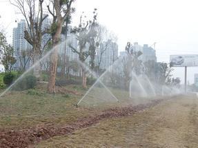 成都园林浇灌