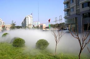 人造雾喷雾设备冷雾设备