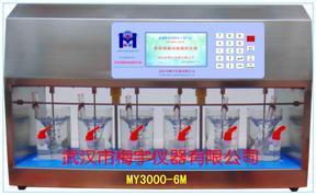 彩屏混凝试验搅拌仪器 MY3000-6M