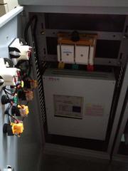 350千瓦软起动柜,XJR-350kW破碎机软启动柜原理图