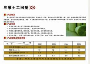 三维土工网垫生产厂家