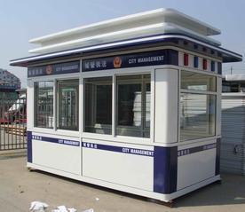 岗亭供应商,上海巡宣岗亭厂家一站式服务