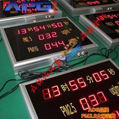 在线PM2.5PM10时间检测仪