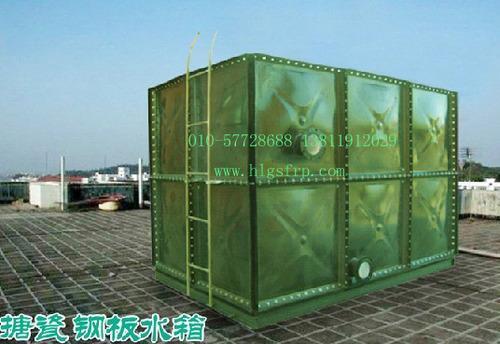 搪瓷钢板水箱_co土木在线